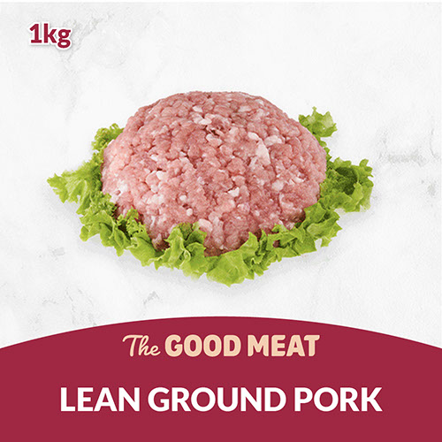 The Good Meat Lean Ground Pork 1kg