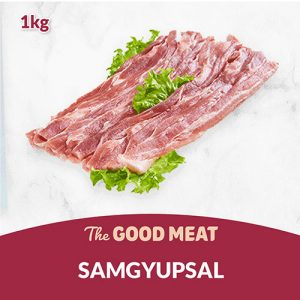 The Good Meat Samgyupsal 1kg