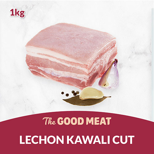 The Good Meat Lechon Kawali Cut 1kg