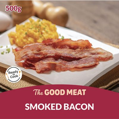 Bacon (Smoked) (500g)