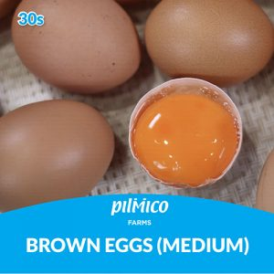 Pilmico Farms Brown Eggs Medium