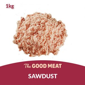 The Good Meat Sawdust 1kg