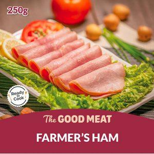 The Good Meat Farmer's Ham