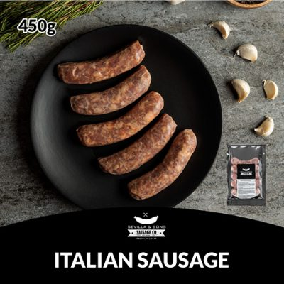 Sevilla & Sons Italian Sausage (450g)