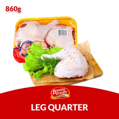 Bounty Fresh Chicken Leg Quarters (860g)