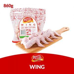 Bounty Fresh Wing Chicken Cut-ups