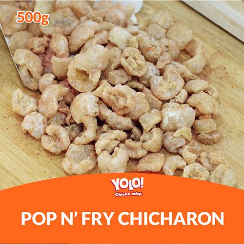 YOLO Pop n' Fry Chicharon