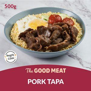 The Good Meat Pork Tapa