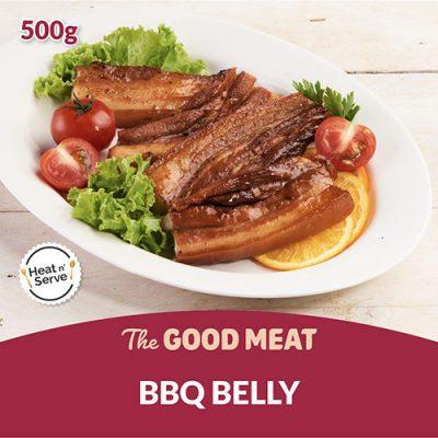 BBQ Belly (500g)