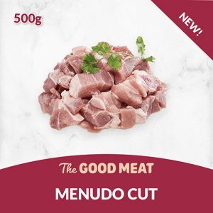 The Good Meat Menudo cut 500g NEW!