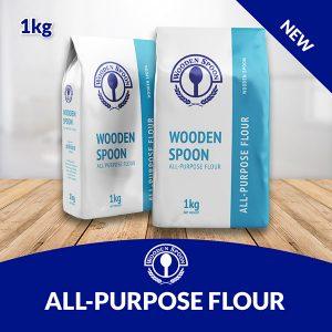 Pilmico Wooden Spoon All-Purpose Flour