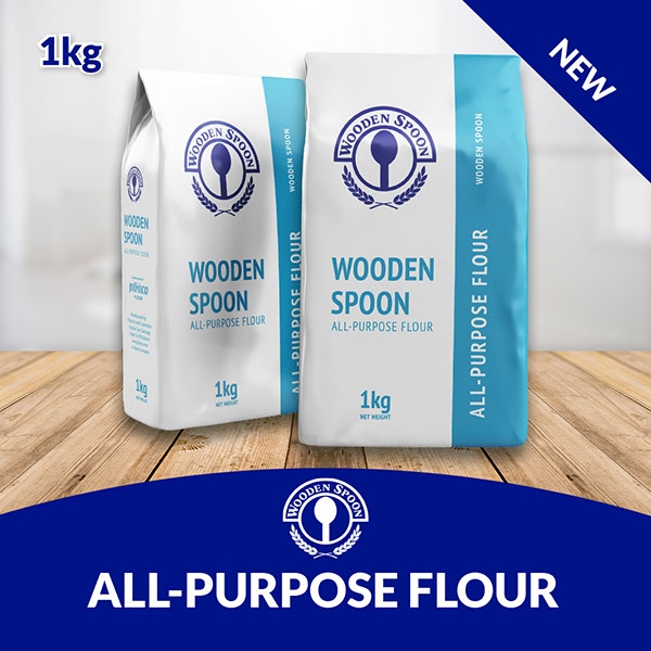 Pilmico Wooden Spoon All-Purpose Flour