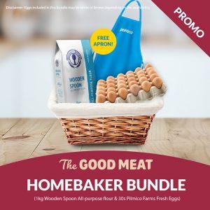 The Good Meat Homebaker Bundle