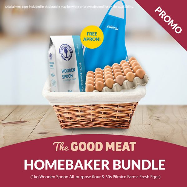 The Good Meat Homebaker Bundle