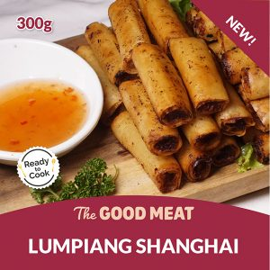 The Good Meat Lumpiang Shanghai 300g