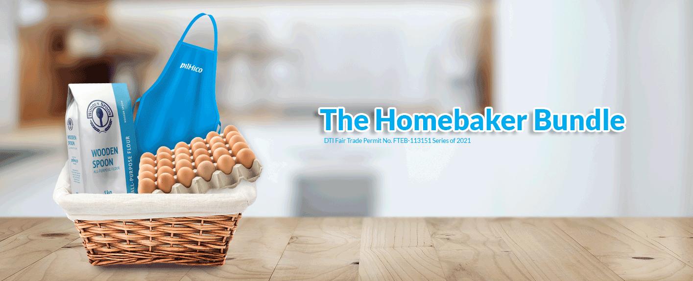 The Good Meat: Pilmico Flour & Eggs Bundle Promo